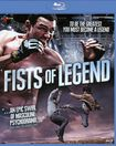 Fists Of Legend [blu-ray] 24165725