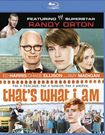 That's What I Am [blu-ray] 24179204