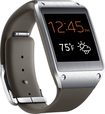 Samsung - Galaxy Gear Smart Watch for Select Samsung Galaxy Mobile Phones - Mocha Gray