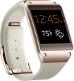 Samsung - Galaxy Gear Smart Watch for Select Samsung Galaxy Mobile Phones - Rose Gold