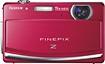 Fujifilm - FinePix Z90 14.2-Megapixel Digital Camera - Red