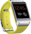 Samsung - Galaxy Gear Smart Watch for Select Samsung Galaxy Mobile Phones - Lime Green