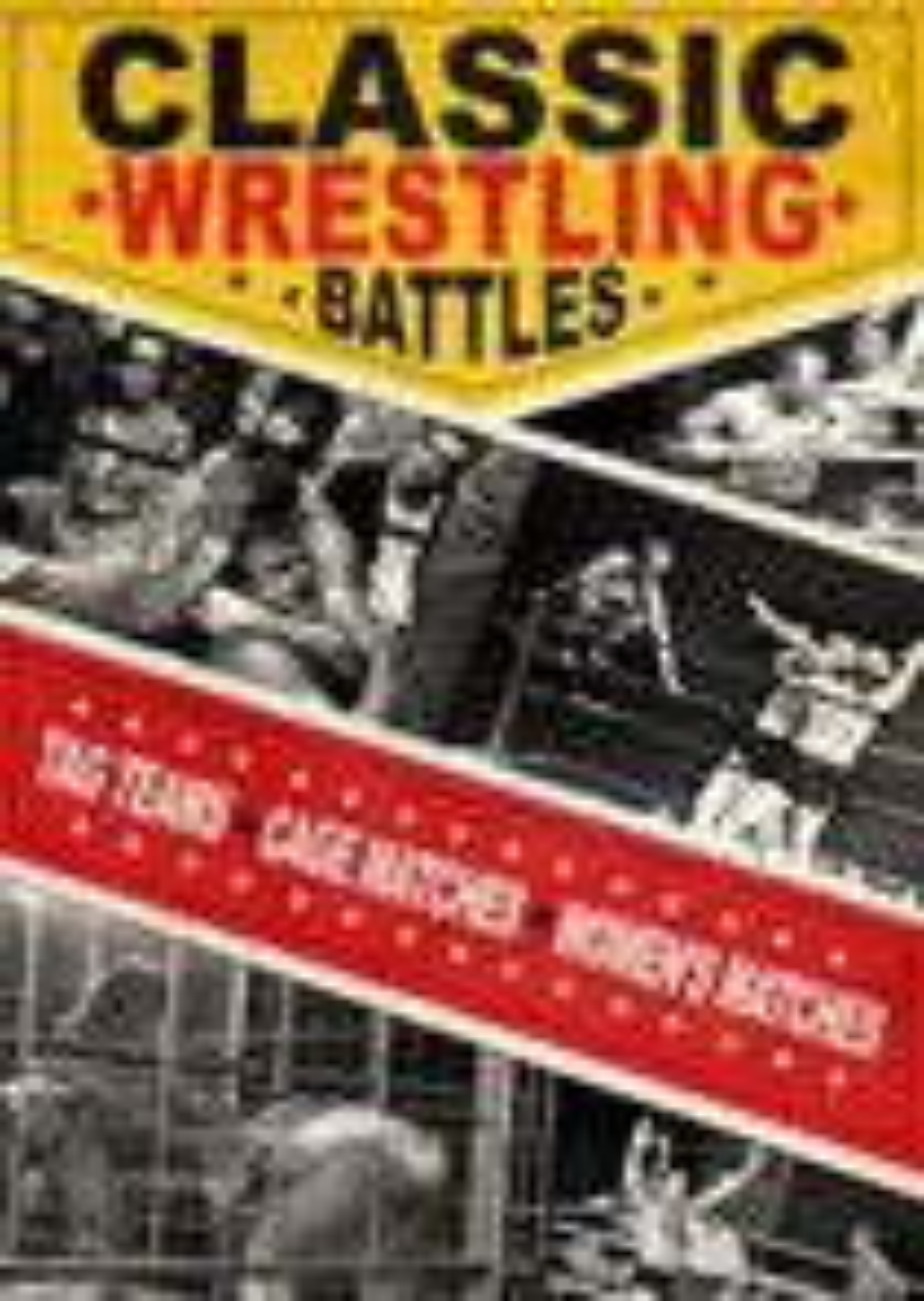 Classic Wrestling Battles [2 Discs] (dvd) 24211182