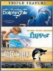 Dolphin Tale/Flipper/Free Willy [3 Discs] (DVD)