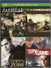 Jarhead / Kingdom / Green Zone / Spy Game Four (DVD)