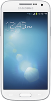 Samsung - Galaxy S 4 Mini Cell Phone - White (Sprint)