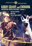 Kirby Grant & Chinook: Adventure Triple Feature, Vol. 2 (dvd) 24232887