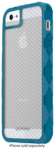 X-Doria - Defense 720° Case for Apple® iPhone® 5 and 5s - Blue/Clear