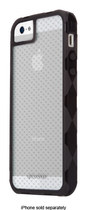 X-Doria - Defense 720° Case for Apple® iPhone® 5 and 5s - Black/Clear