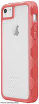 X-Doria - Defense 720° Case for Apple® iPhone® 5c - Red/Clear