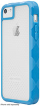 X-Doria - Defense 720° Case for Apple® iPhone® 5c - Blue/Clear