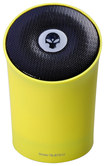 Tosa - Cone Bluetooth Speaker - Yellow