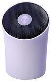 Tosa - Cone Bluetooth Speaker - White
