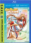 Cat Planet Cuties: The Complete Series [s.a.v.e.] [2 Discs] [ [blu-ray/dvd] 24269056