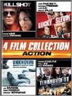 Action Quad (DVD) (3 Disc)