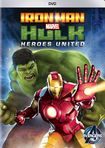 Iron Man & Hulk: Heroes United (dvd) 2431022