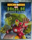 Iron Man & Hulk: Heroes United [2 Discs] [includes Digital Copy] [blu-ray/dvd] 2431146