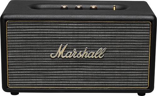Marshall - Stanmore Bluetooth Speaker - Black