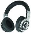 A-Audio - Legacy Over-the-Ear Headphones - Black/Silver