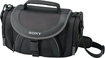 Sony - Camcorder Carrying Case - Black