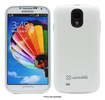 Lenmar - Halo Power Case for Samsung Galaxy S 4 Mobile Phones - White