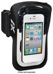 X-1 Audio - Amphibx Waterproof Armband Case for Select Apple® iPhone® and iPod® Models - Black
