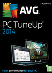AVG PC TuneUp 2014 (3-User) (1-Year Subscription) - Windows