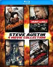 Steve Austin: 4 Movie Collection [4 Discs] [blu-ray] 24421291