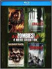 Zombies 4-pack (blu-ray Disc) (4 Disc) 6685107