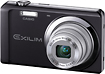 Casio - Exilim 14.1-Megapixel Digital Camera - Black
