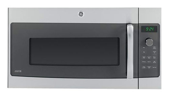 GE - Profile Series Advantium 240 1.7 Cu. Ft. Over-the-Range Microwave - Stainless Steel