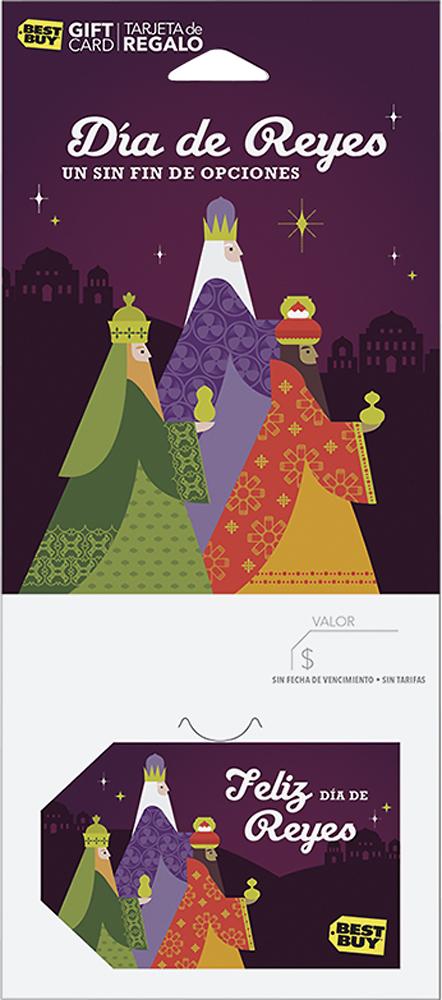 Best Buy GC - $50 Dia de Reyes Un Sin Fin De Opciones Gift Card