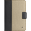 Belkin - F7N004Ttc02 Chambray Tab Cover with Stand for iPad® mini - Khaki