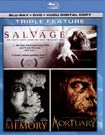 Mortuary/salvage/memory [2 Discs] [blu-ray] 24632211