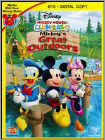 Mickey'S Great Outdoors (2 Disc) (DVD) (Digital Copy)