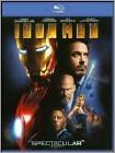 Iron Man (Blu-ray Disc) (Eng/Fre/Spa) 2008