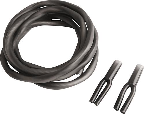 Metra - 20' 12AWG Standard Speaker Wire - Black