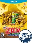 The Legend Of Zelda: The Wind Waker - Pre-owned - Nintendo Wii U