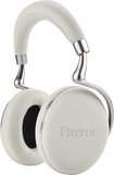 Parrot - Zik 2.0 Over-the-Ear Wireless Bluetooth Headphones - White