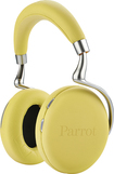 Parrot - Zik 2.0 Over-the-Ear Wireless Bluetooth Headphones - Yellow