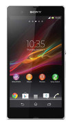 Sony - Xperia Z Cell Phone (Unlocked) - White