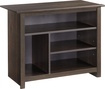 "Dynex™ - Espresso Basic Stand for TVs Up to 32"" - Cherry"