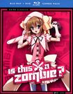Is This A Zombie?: The Complete First Season [4 Discs] [blu-ray/dvd] 24745171