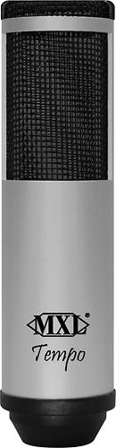 MXL - USB Microphone - Silver/Black