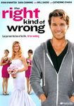 The Right Kind Of Wrong (dvd) 24777872