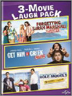3-Movie Laugh Pack: Forgetting Sarah Marshall/Get Him to the Greek/Role Models (DVD)