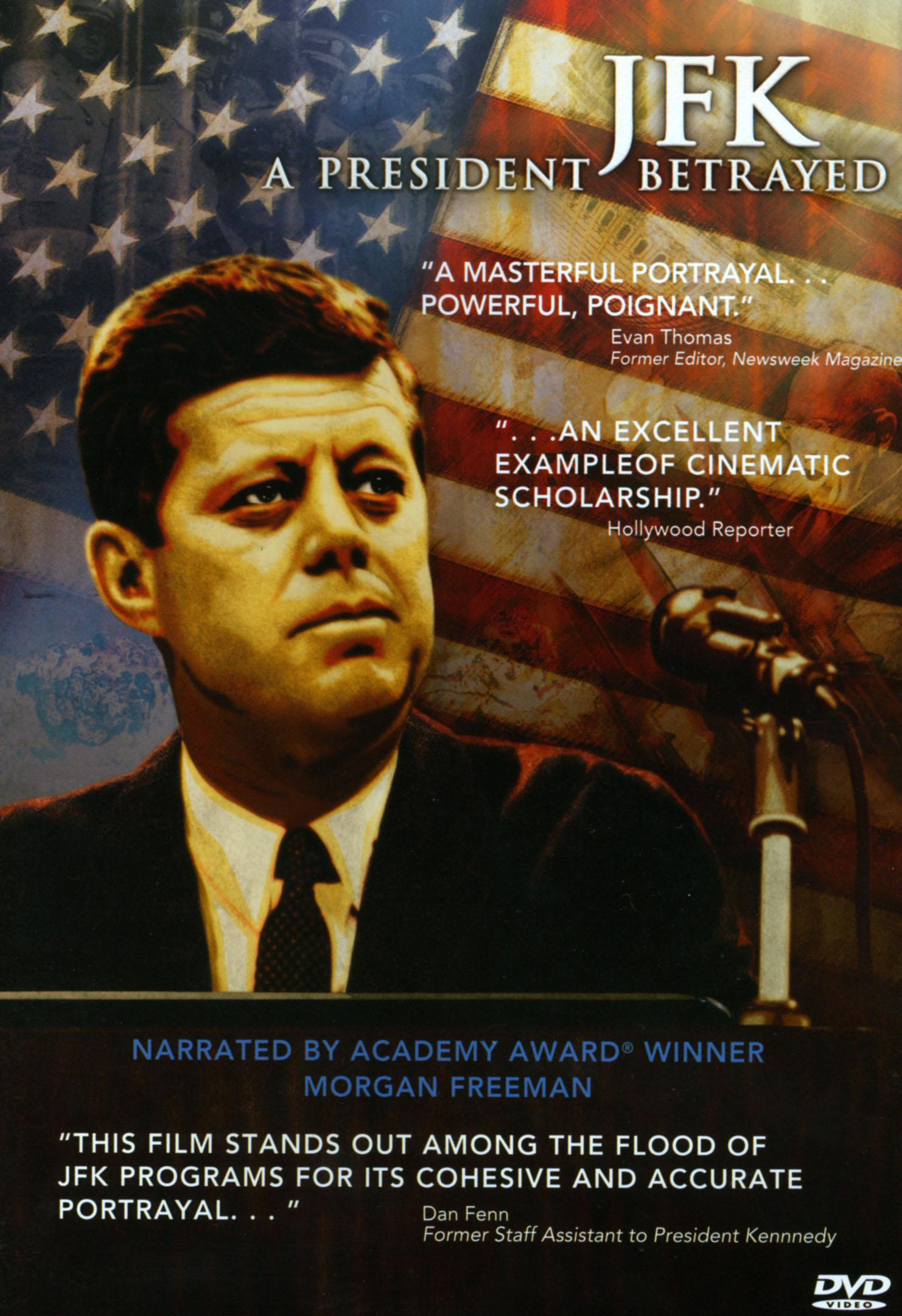 Jfk: A President Betrayed (dvd) 24794143