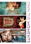 Australia/moulin Rouge/romeo & Juliet [3 Discs] (dvd) 24798167