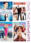 First Daughter/john Tucker Must Die/legally Blonde/monte Carlo [4 Discs] (dvd) 24798236