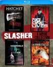 Slasher: 4 Movie Collection [4 Discs] [blu-ray] 24805228